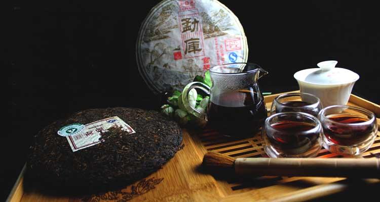 Чай пуэр особенности