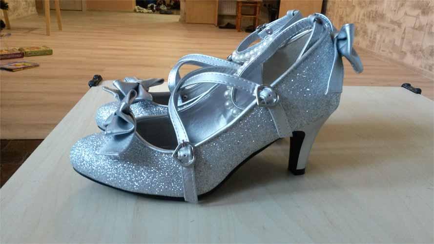 Taobao Shoe Sizing
