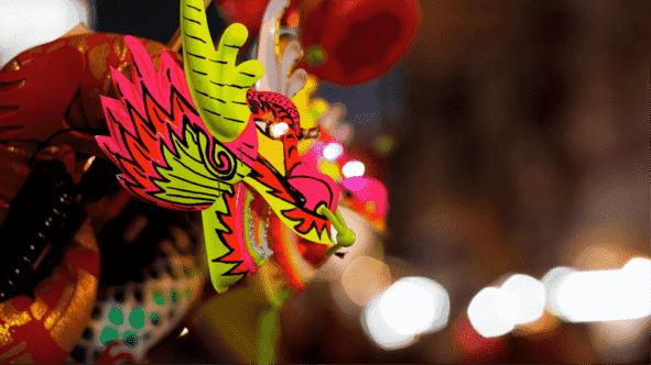 Фестиваль лодок-драконов в Китае