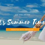 summer time Parcel Up (Taobao FOCUS)