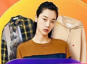 женская одежда tmall taobao 11.11 2020
